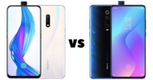 Realme X vs Redmi K20