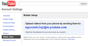 Allow Other People To Upload Videos To Your YouTube Account